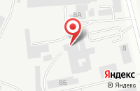 Схема проезда до компании Белгородсоюзлифтмонтаж в Белгороде