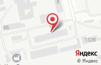 Схема проезда до компании Профсталь в Белгороде