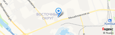 РосКрепеж на карте Белгорода