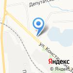 Мини-маркет на карте Белгорода
