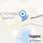 МОТО МИР на карте Белгорода