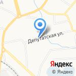 Кристалл-сервис на карте Белгорода