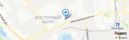 Агро Система на карте Белгорода