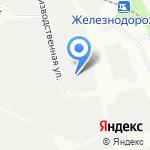 Вторресурс31 на карте Белгорода