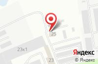 Схема проезда до компании Городская служба услуг-31 в Белгороде