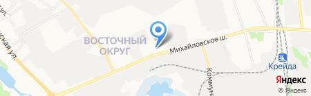 ВИСС-Белгород на карте Белгорода
