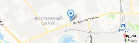 РВД Сервис на карте Белгорода