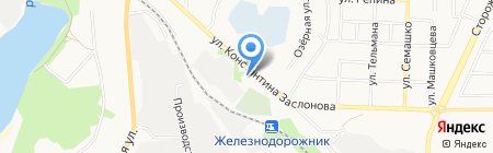 АЗС Башнефть на карте Белгорода