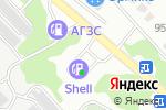 Схема проезда до компании Башнефть в Белгороде