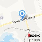 КУХЕН-ФАРТУК на карте Белгорода