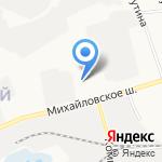 Сила в технике на карте Белгорода