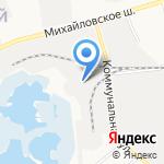 Завод Металл-Мастер на карте Белгорода