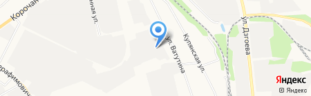 КомСервисСталь на карте Белгорода