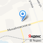 Max car на карте Белгорода