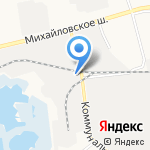 Мебель-Вид на карте Белгорода