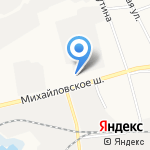 ГРАНД СВЕТ на карте Белгорода