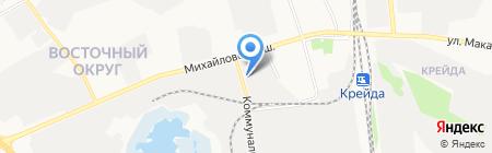 Банкомат Промсвязьбанк на карте Белгорода