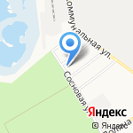 ФОК ЖБК-1 на карте Белгорода