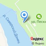 Связист на карте Белгорода
