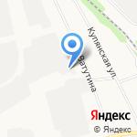 ЖД ресурс на карте Белгорода