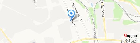 Паритет-Сервис на карте Белгорода