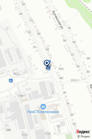 ОКОННЫЙ ЦЕНТР на карте Белгорода