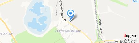 Стройтекстильсервис ЖБК-1 на карте Белгорода
