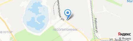 Стройколор ЖБК-1 на карте Белгорода