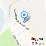 ЖБК-1 на карте Белгорода