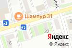 Схема проезда до компании Анис в Белгороде