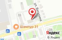 Схема проезда до компании ДиМир в Белгороде