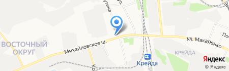 ДиМир на карте Белгорода