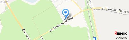 Б.А.Т.С на карте Белгорода