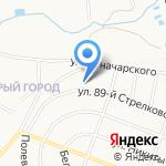 Автостекло31 на карте Белгорода