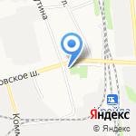 Центр досуга на карте Белгорода