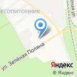 БВК трейд на карте Белгорода