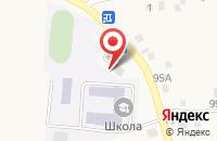 Схема проезда до компании Воскресная школа в Беломестном