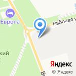Дезконтроль на карте Белгорода