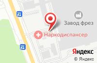 Схема проезда до компании Империя Строй в Белгороде