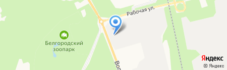 АкваМаркет31 на карте Белгорода