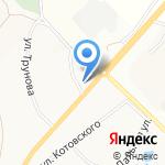 Кровельщик на карте Белгорода