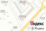Схема проезда до компании Кровельщик в Белгороде