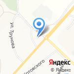 ШинаCервис на карте Белгорода
