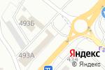 Схема проезда до компании СтройМастер в Белгороде