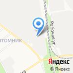 Белгородский областной фонд поддержки индивидуального жилищного строительства на карте Белгорода
