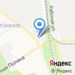 Стройзаказ на карте Белгорода