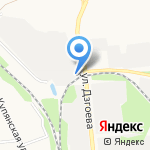 Термоклуб на карте Белгорода