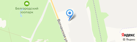 Пожарная часть №3 на карте Белгорода