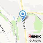 Агроформат на карте Белгорода