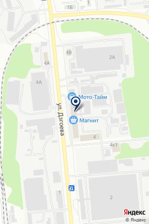 ОКНА ГОРОДА (EST GROUP) на карте Белгорода